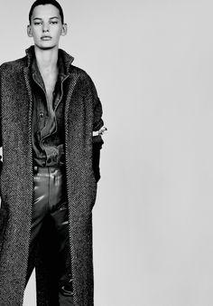 AnOther Fall/Winter 13.14 Model: Amanda Murphy Stylist: Olivier Rizzo