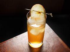 Apple brandy + sherry + sparkling wine = fall