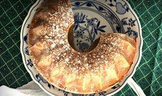 Bezlepková ořechová bábovka Gluten Free Baking, Camembert Cheese, Fresh, Breakfast, Ethnic Recipes, Tofu, Morning Coffee