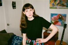Frankie Cosmos' Greta Kline, Phobe Cates daughter