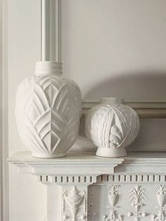 A fresh start for the new year calls for the perfect white paint. Ralph Lauren Paint's Tibetan Jasmine is just the shade.