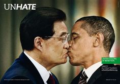 UnHate, United Colors of Benetton.