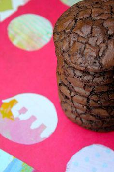 Brownie Cookies - Adam's Request