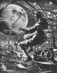 Skyrocket Car by  Waldemar Kaempffert, 1919.
