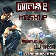 DJ Iman - Challenge 2 Mashup 320 Kbps Mp3 Song Download