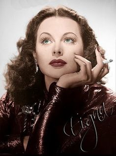 Fashion's Most Wanted: Friday quotes - Hedy Lamarr
