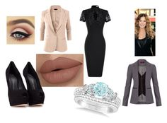 """""""Most People"""" by pepper2good4u on Polyvore featuring LE3NO, WtR London, Allurez and Giuseppe Zanotti"""