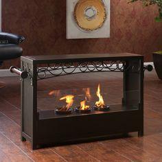 ecosmartfire #fireplace The EcoSmart Fire Cube Indoor/Outdoor ...