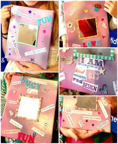 I am boards love this idea to remind them they are wonderful i i am empowerment mirrors for the girl scouts junior amuse journey and wagggs free being me program girlscouts freebeingme paris fandeluxe Gallery