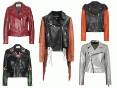 Mardou&Dean Leather Jackets