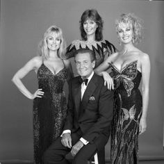 The Price is Right ~ Bob Barker & His Barker's Beauties.  Come on down! You are the next contestant on the Price Is Right!