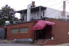 Newbridge Cafe, a bar on Washington Avenue in Chelsea, MA. (from http://hiddenboston.com/dive-newbridge.html)