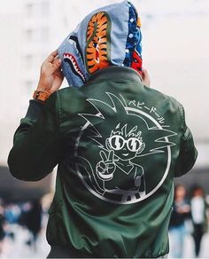 Perfect jacket -- color, concept, embroidery