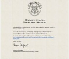 Hey, You Harry Potter fans check this out this website. http://hogwartsishere.com. Friend me at Hogwarts!!!!! Can't wait to see you all their! :)