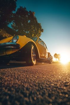 6 Fearsome Vintage Pics Yellow Volkswagen Beetle Coupe During Golden Hour – En Güncel Araba Resimleri New Car Wallpaper, Car Iphone Wallpaper, Summer Wallpaper, Full Hd Wallpaper, Mobile Wallpaper, Happy Wallpaper, Screen Wallpaper, Hd Wallpapers Of Cars, Latest Wallpapers