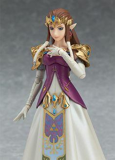 Gamer Images Video game Photos from http://www.edibleinkphotopaper.com figma Zelda: Twilight Princess ver.