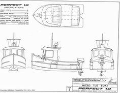 Tug boat plans