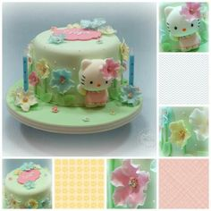 Mrs Cake's Hello Kitty