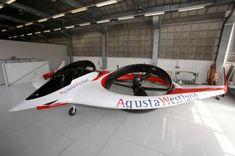 A fabricante Italiana AugustaWestland desenvolveu o Projeto Zero, protótipo de avião-helicóptero movido a eletricidade. A aeronave foi de...
