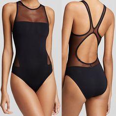 Sexy Women's Swimwear One Piece Swimsuit Monokini Push Up Padded Bikini Bathing #Unbranded #OnePiece