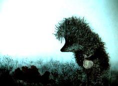 Hedgehog in the Fog, Yuriy Norshteyn (1975).