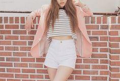 #summer #pastel #fashion #pretty #pink