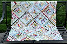 (Jenni) WHOA! Salvage Quilt... Now there is an efficient quilter...