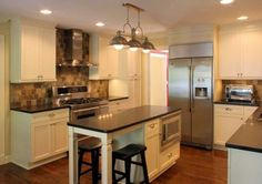 narrow kitchen island as kitchen islands with seating on painting cabinets your cool steel kitchen island