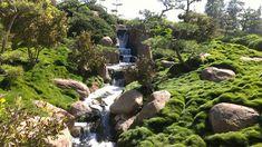 "Water fall ""Japanese gardens"""