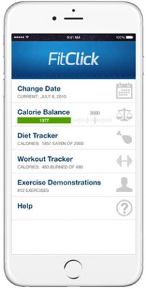 This new app track your food and calories as you talk!