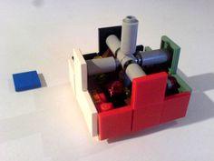 lego rubriks Kub - Building instuctions