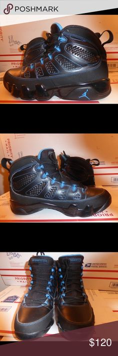 Nike Air Jordan 9 retro size 9 Worn and they're in great condition without original box Nike Shoes Athletic Shoes