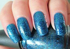 Polish this!: Orly Sweet Peacock & China Glaze Water You Wainting For