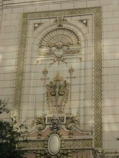 New Orleans theater architecture