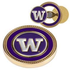 Washington Huskies-Challenge Coin / 2 Ball Markers