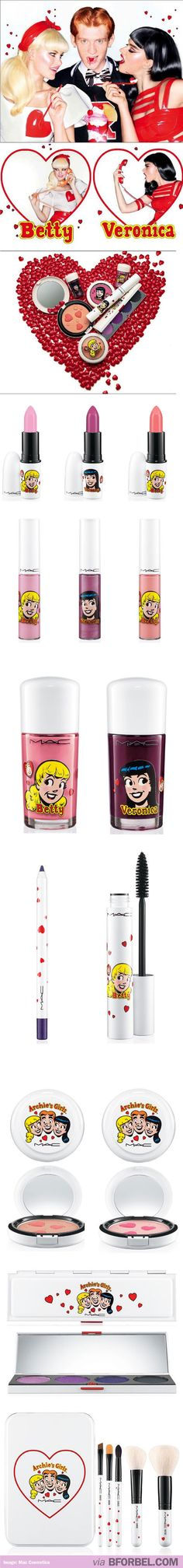 Archie Comics MAC Make up - I NEED THIS