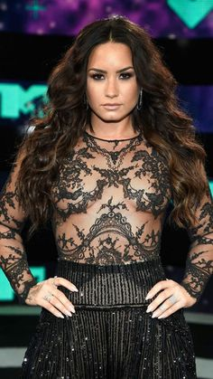 She looked amazing at the VMAs