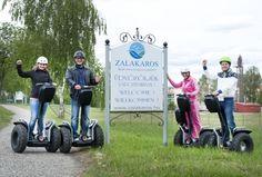 Hétvégi túrák Zalakaroson, segway túrák a Kis-Balaton fővárosában és környékén - Programturizmus