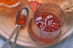 Pink grapefruit and pomegranate marmalade recipe - 4 ingredients will make this beautiful marmalade. Takes under 2 hours, and will last up to 6 months.