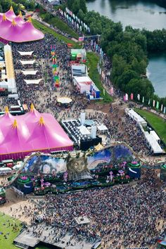 Tomorrowland ~ Belgium #amazing #location #party