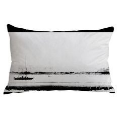 BOAT XLAB PILLOW — X.LAB Lab, Tapestry, Unique, Collection, Decor, Style, Fashion, Hanging Tapestry, Swag