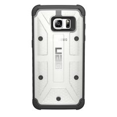 Our feather-light cases feature a hard outer shell and a soft impact resistant core. The shape of the case provides strength while minimizing size and weight. Urban Armor, Galaxy S7, Samsung Galaxy, S7 Edge, Nintendo Consoles, Shells, Ice, Conch Shells, Seashells