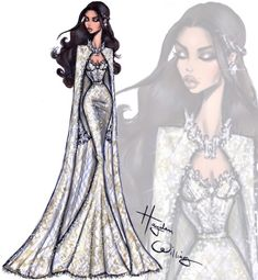 Meghan Markle Bridal collection by Hayden Williams