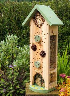 NABU Natur Shop Naturschutz-Produkte   Großes Bienen- und Insektenhotel   online kaufen