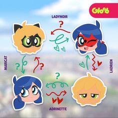 Hotarubi No Mori, Miraculous Characters, Miraculous Ladybug Fan Art, Ladybug Comics, Chibi, Pikachu, Funny, Girl Things, Fan Girl