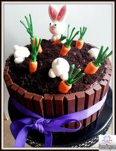 cute easter cake Cute Easter Bunny Cake Decorating Ideas bunny cake cute-easter-cake