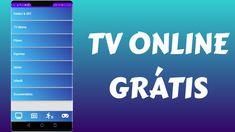 Saiu!!! Aplicativo INCRIVEL de TV ONLINE!!! Ufc, Desktop Screenshot, Smartphone, Apps, Films