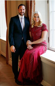Crown Prince Haakon and Crown Princess Mette-Marit release pictures ahead of 40th birthday celebrations