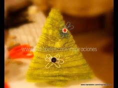 fabricar un rbol de navidad para nios con pajitas confe