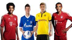 Fifa 13 la mia squadra di Ultimate Team Bundesliga + CONTEST AGLI SGOCCIOLI